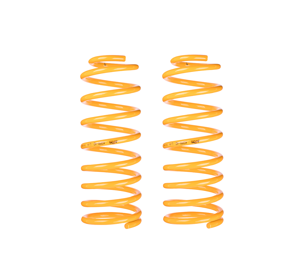 LOWERED KING COIL SPRINGS